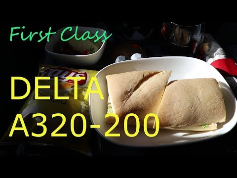 Delta A320-200 First Class | Is it worth it? | Punta Cana to Atlanta
