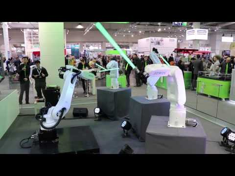 """Star Wars Robotics"" from Taiwan 