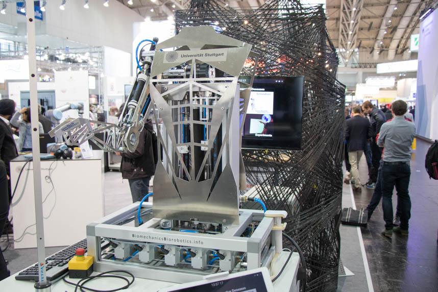 robotic ataxia simulaiton