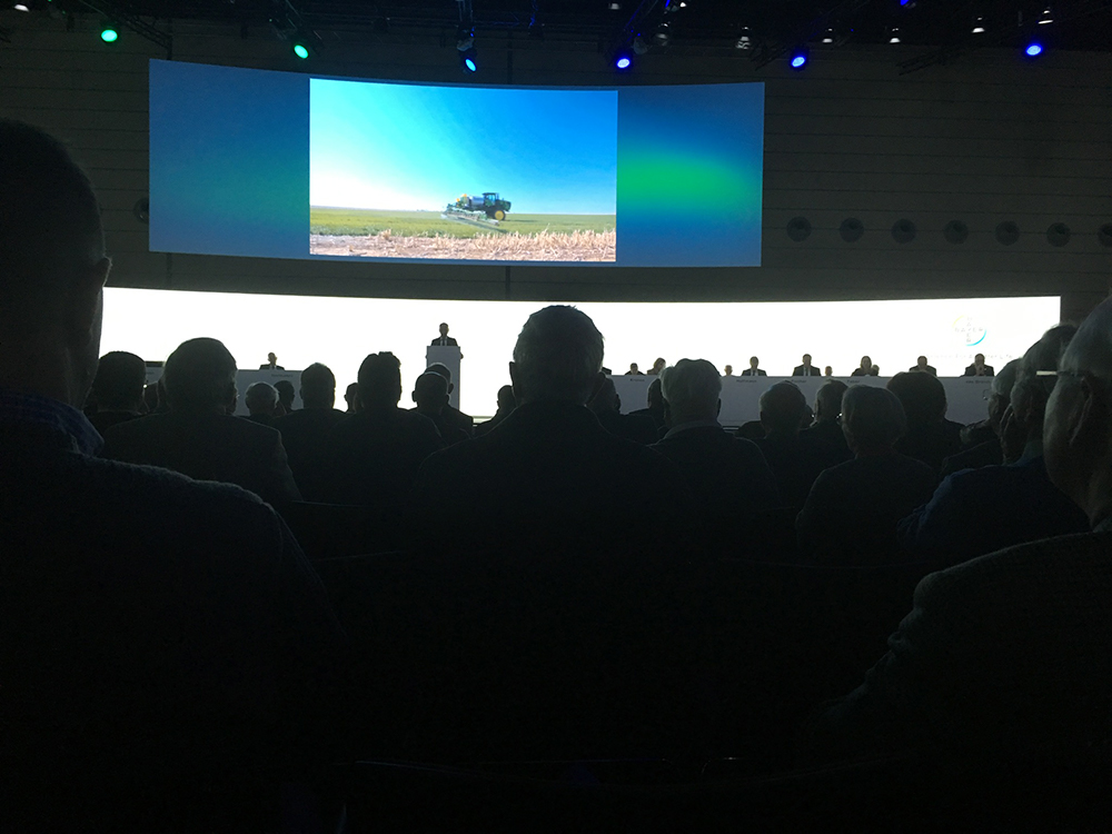 Bayer Annual General Meeting