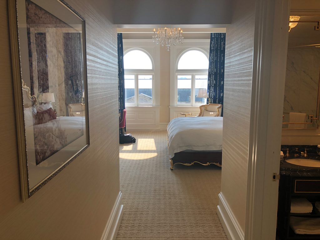 Premier Room Trump Hotel