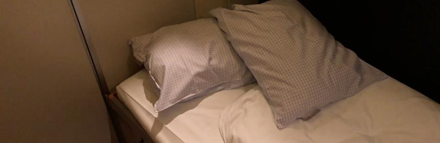 Nightjet Bed